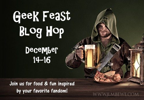 Geek Feast Blog Hop