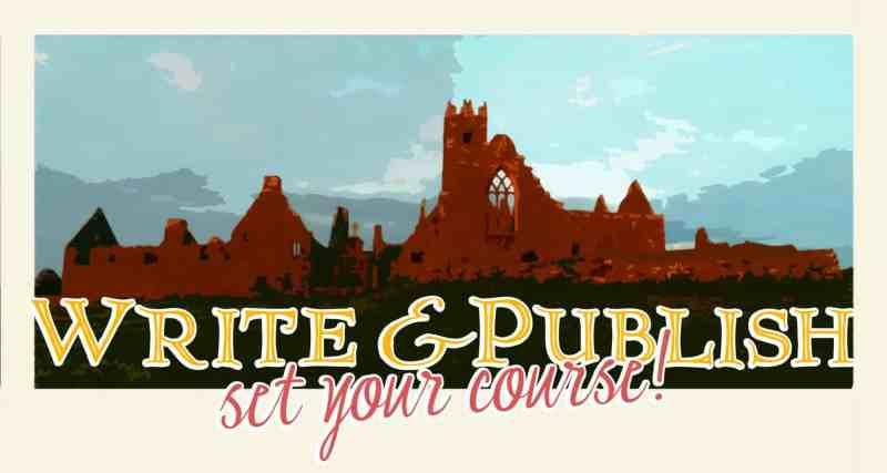 write & publish: set your course!