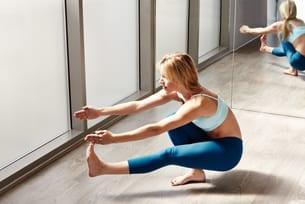 Balancing-low-yogic-squat