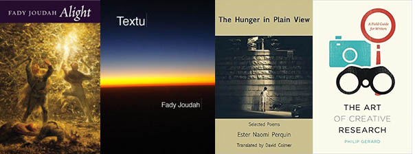Summer Reviews: Joudah, Perquin, Gerard