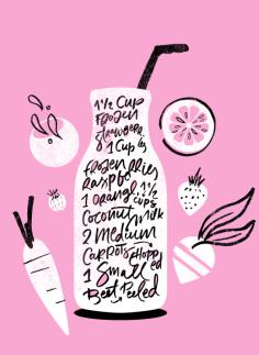 pink recipe