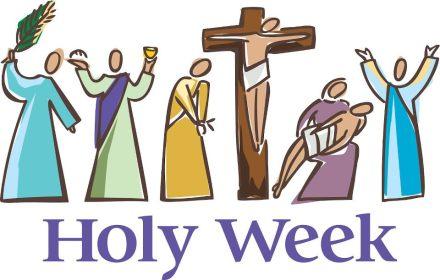 Holy Week Artistic Rendering