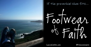 Footwear of Faith
