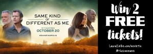 Same Kind of Different as Me Movie Review
