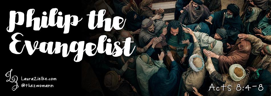 Philip the Evangelist in Samaria