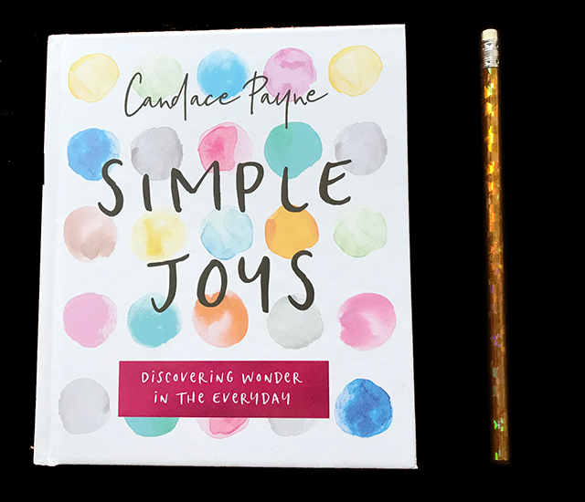 Book Review: Simple Joys by Candace Payne