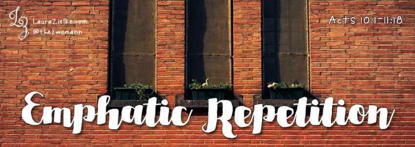 Emphatic Repetition