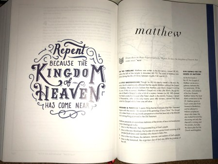 She Reads Truth Bible — Introduction to Matthew