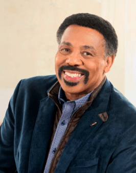 Photo of Dr. Tony Evans