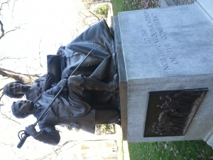 Women of the Confederacy Monument