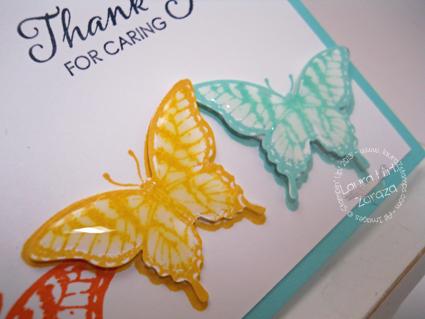 Crystal Effects Butterflies