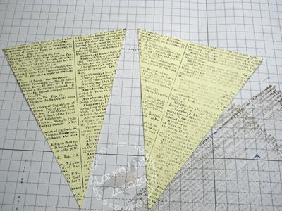 Die-Cut-triangles