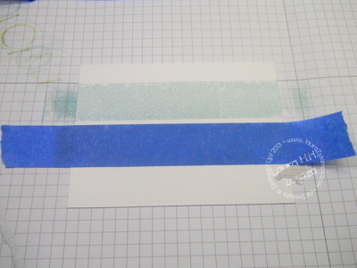 Placing-Darker-strip