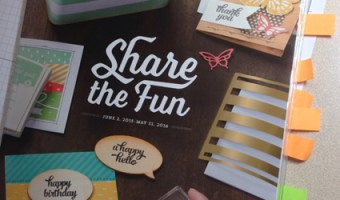 New Stampin' Up! Catalog ordering is available NOW!