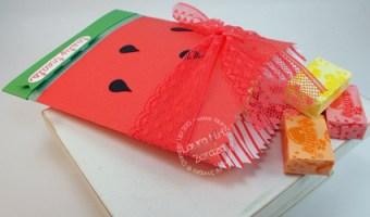 Watermelon Treat Bag