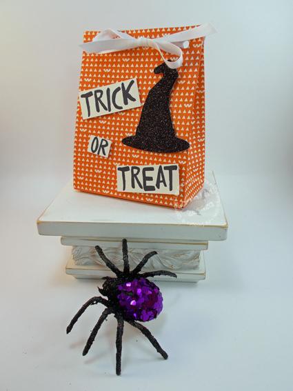 Trick-or-Treat-Orange-Bag