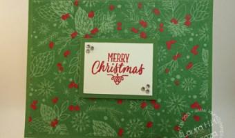 Countdown 2 Christmas-Day 1