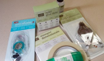 Stock up on Adhesives during Sale-A-Bration