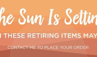 Retiring Stampin' Up! items 2017
