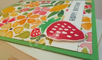 Fruity Birthday Greetings