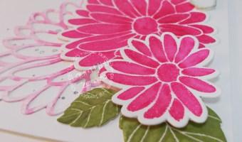 Big Pink Birthday Card