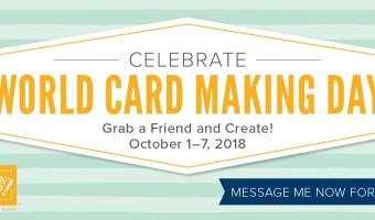 Holiday Stamp Camp 2018 Registration is LIVE