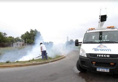 El Municipio de Alte Brown profundiza acciones para prevenir el Dengue y la Chikunguña