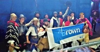 Excelente desempeño de la Delegación Browniana en Cosquín
