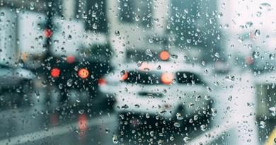 Lluvias en la región y la mayor parte del país