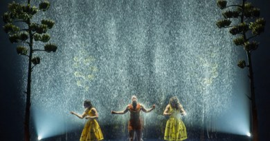 """Cirque du Soleil: Luzia"" llega a Film&Arts"