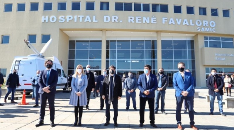 Hospital Doctor René Favaloro