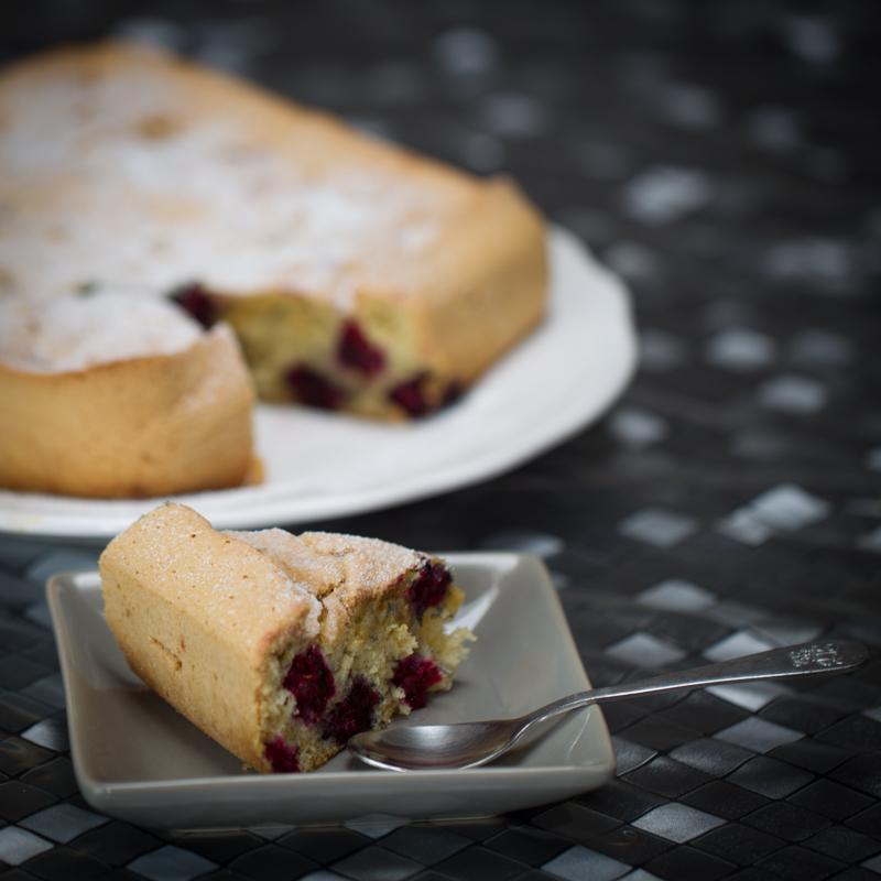 Le gâteau aux mûres, déclencheur de nouveautés…