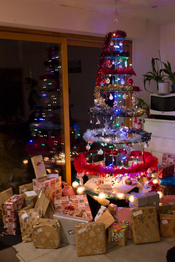 DIY: Le sapin de Noël