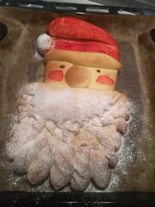 La brioche Père Noël
