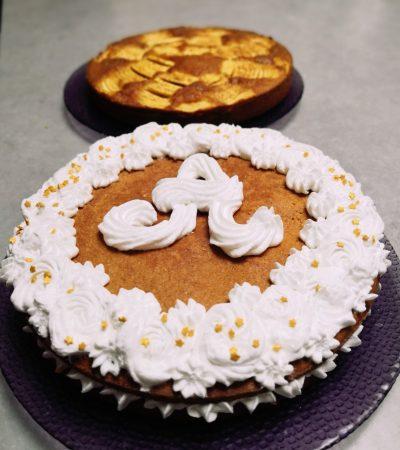 La gâteau de ma Maman (version avec ou sans gluten / lactose)