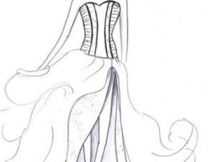 Wedding-Dress-Miami. Bridal-Boutique-Miami. Luxury-Wedding-Miami. Wedding-Gown-Miami. Designer-Wedding-Dress-Miami. Luxury-Wedding-Dress-Miami. French-Fashion-Designer. Hand-Made-Miami. Haute-Couture-Miami. Sketch-Wedding-Dress. Eva-Longoria- Wedding-Dress.