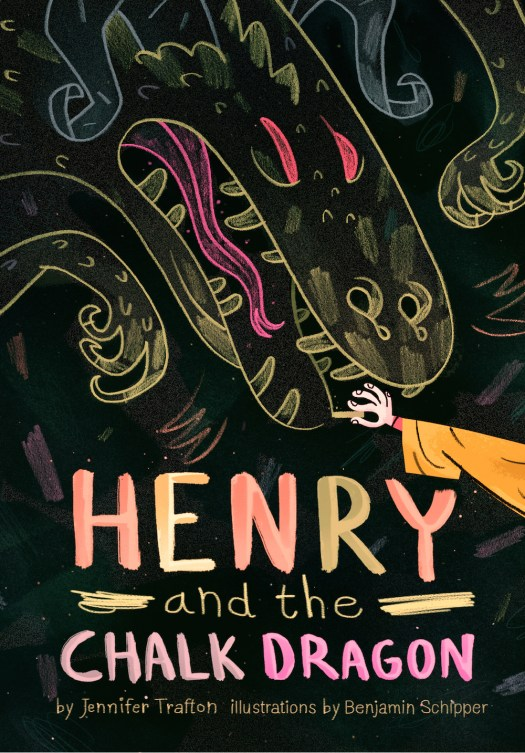 Henry and the Chalk Dragon cover large