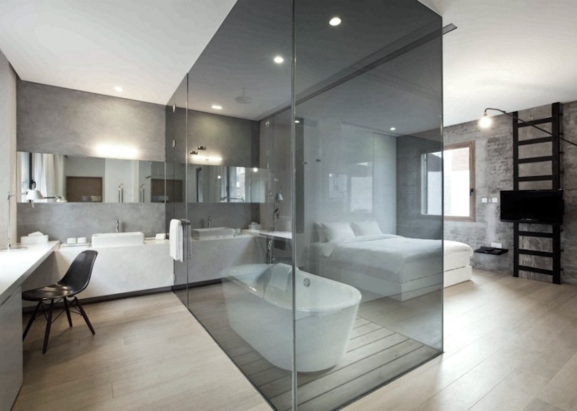 a disturbing bathroom renovation trend to avoid | laurel home