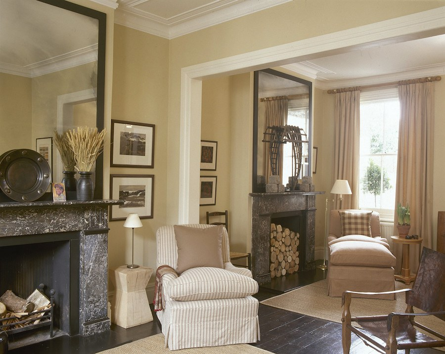 Colin And Iona Duckworth Double Reception Living Room With Beige