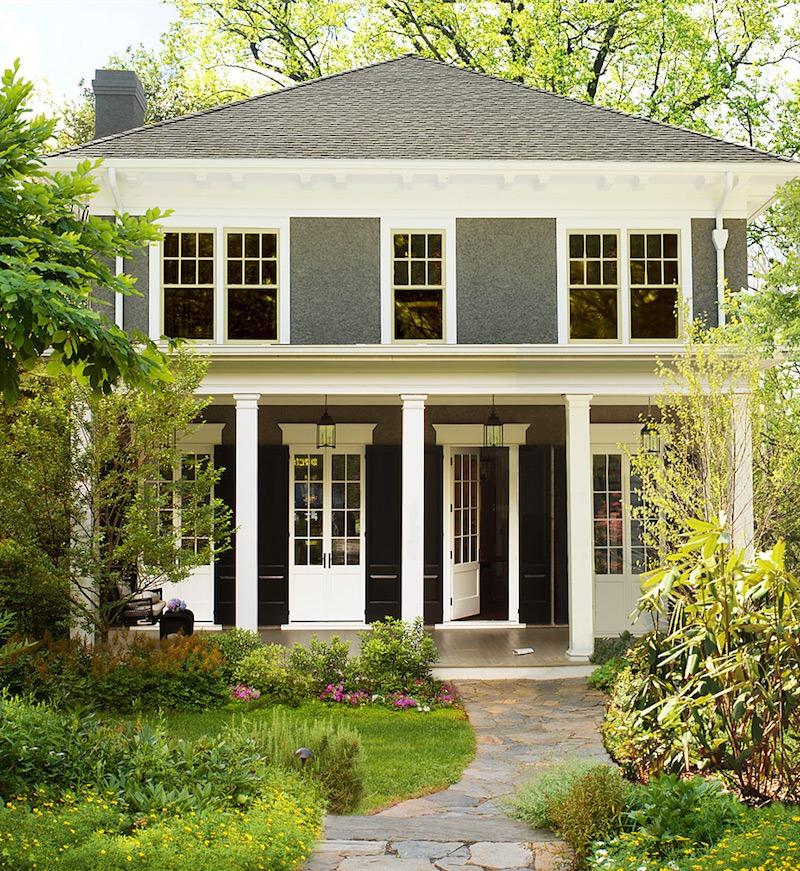 ... Bungalows Exteriorhispurposeinmecom Benjamin Moore. Shades Of Gray  Architects Pick The 10 Best Exterior Paints