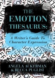 Book cover for The Emotion Thesaurus