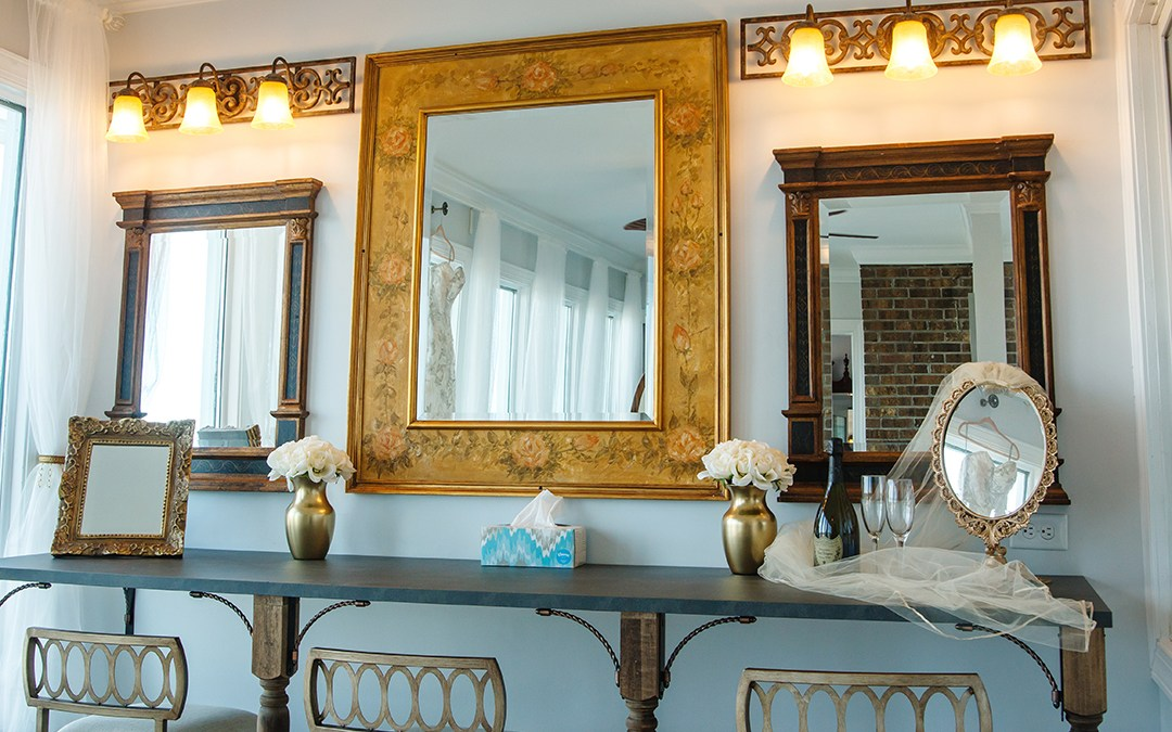 10 Benefits Of a Bridal Suite At Your South Carolina Wedding Venue