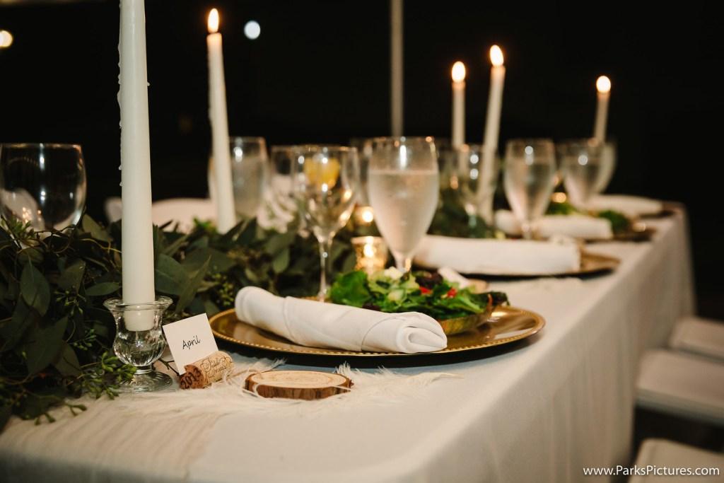 Wedding reception, Wedding reception dinner