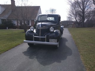 1940 Plymouth Pick-up (3)