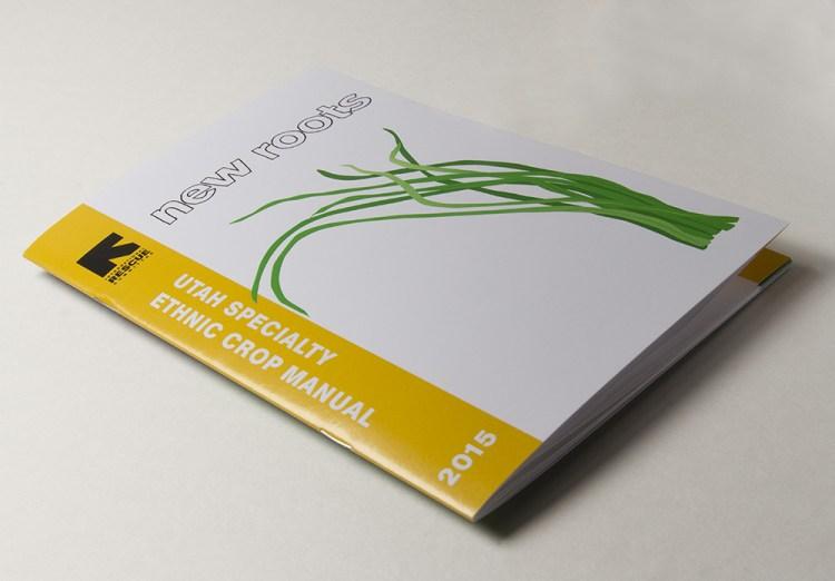 New Roots Utah Specialty Ethnic Crop Catalog