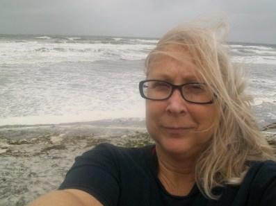 Hurricane Matthew: day before; October 2016