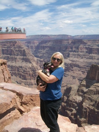 Grand Canyon: with Courtney; August 2016