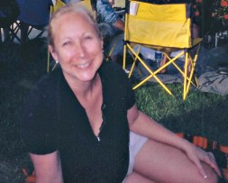 Nor Cal, 1995 ~ enjoying a local festival with family and friends