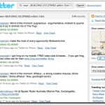 Find Twitter users by location
