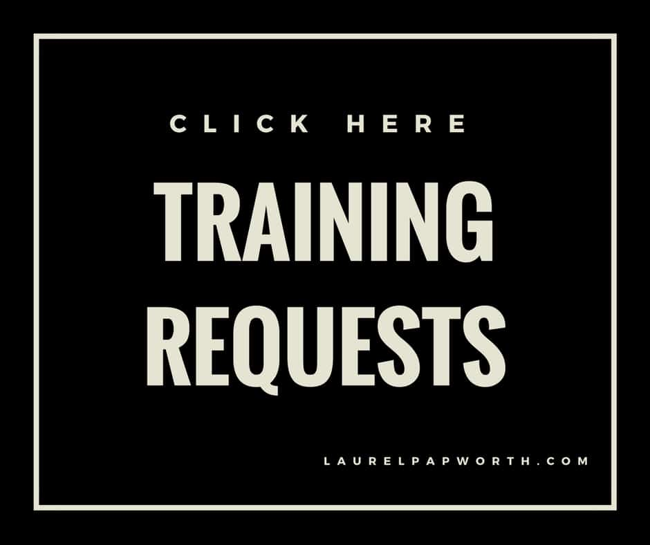 Request Social Media Training and Courses